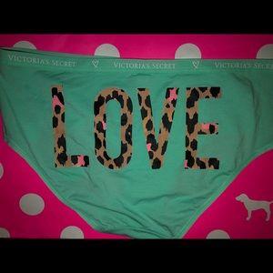 Victoria's Secret Intimates & Sleepwear - NWT VICTORIA SECRET PANTY